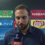 Dinamo Zagabria-Juventus editoriale - Higuain