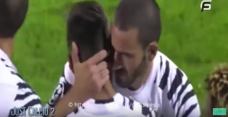 Dinamo Zagabria-Juventus 0-4 video