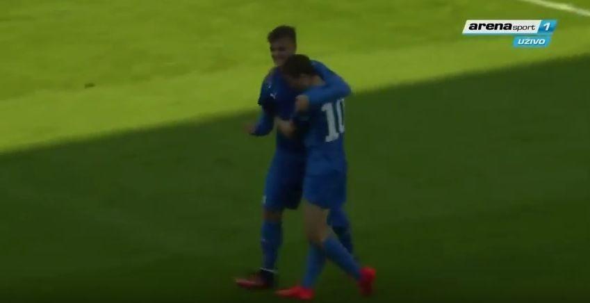 Dinamo zagabria-juventus youth league