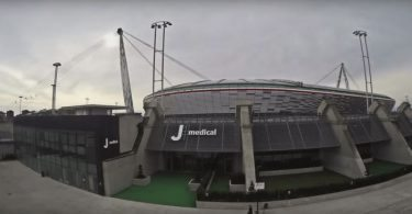 J Medical infortuni Palermo-Juventus