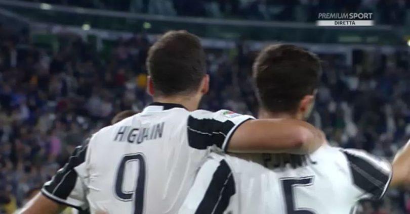 Juventus-Cagliari 4-0 video