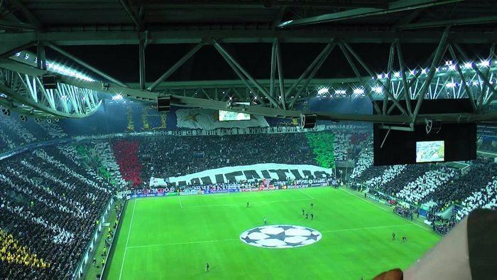 Juventus Stadium Champions