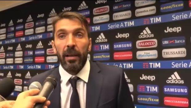 Buffon intervista bayern barcellona