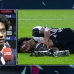Cuadrado - interviste Juventus-Sampdoria
