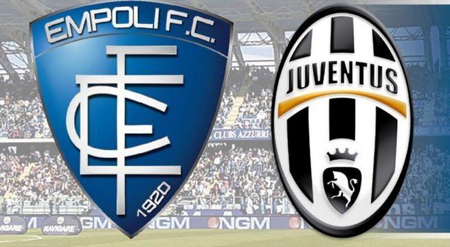 Empoli-Juventus diretta