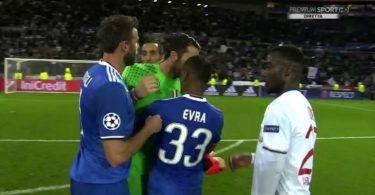 Lione-Juventus 0-1 video