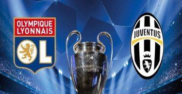 Lione-Juventus formazioni