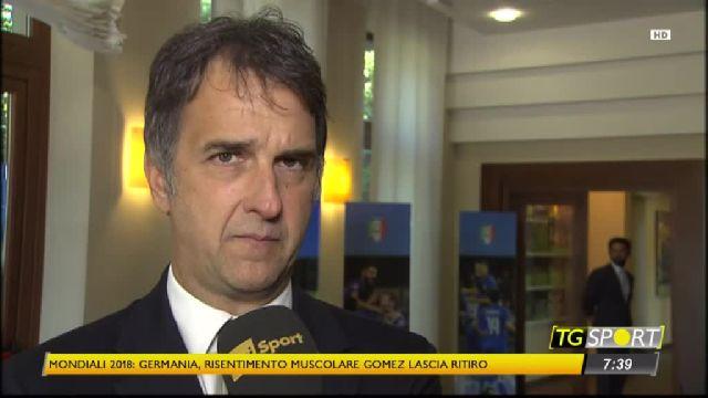 Michele Uva - Figc - Juventus
