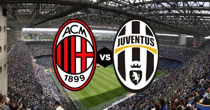 Milan-Juventus formazioni