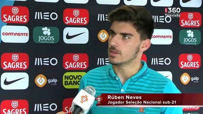 Calciomercato Juventus - Ruben Neves