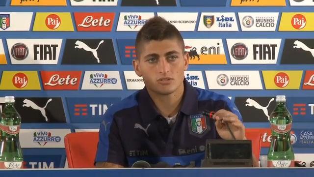 Juventus calciomercato Verratti