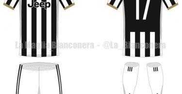 juventus home kit 2017-2018