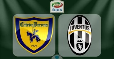 Chievo-Juventus diretta serie a 2016-2017