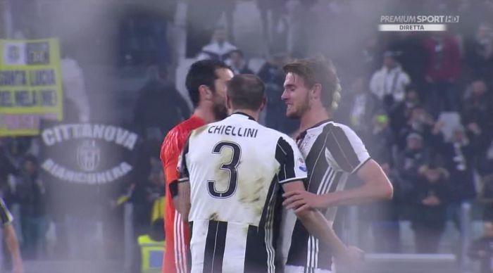 juventus-atalanta video gol