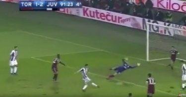 torino-juventus 1-3 video gol