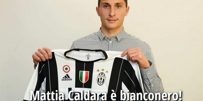 Caldara ufficiale alla Juventus: contratto fino al 2021 [VIDEO]