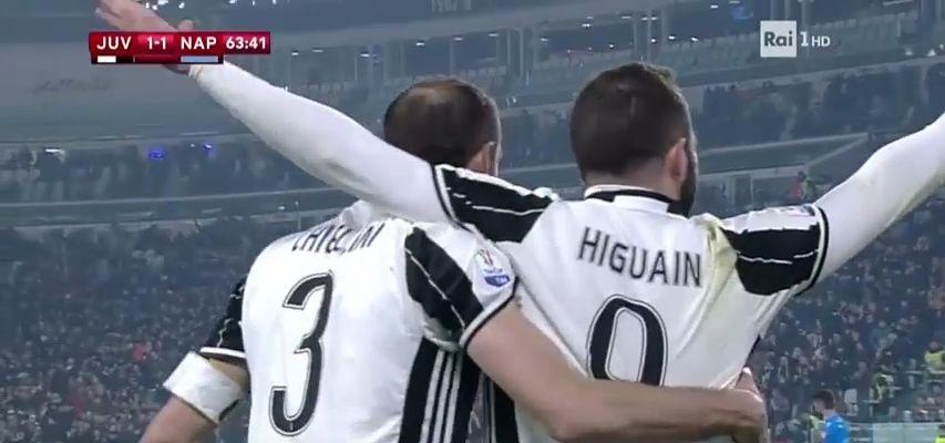 Juventus-Napoli 3-1, Coppa Italia: highlights, video gol e