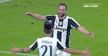 juventus-palermo video gol highlights