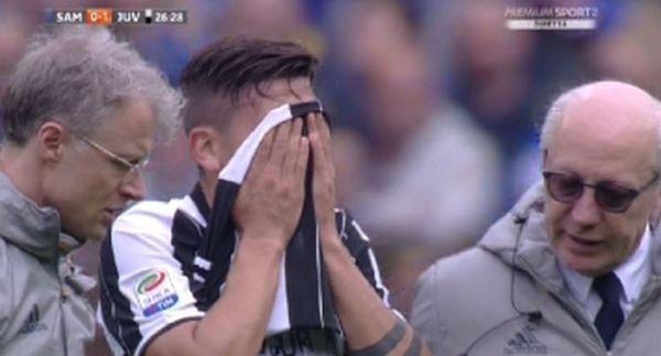 Dybala infortunato: problema al flessore, salta Napoli?