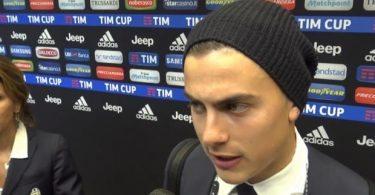 Dybala Juventus-Napoli intervista
