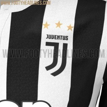 maglia juventus home 2017-2018 footy 2