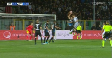 Atalanta-Juventus video highlights
