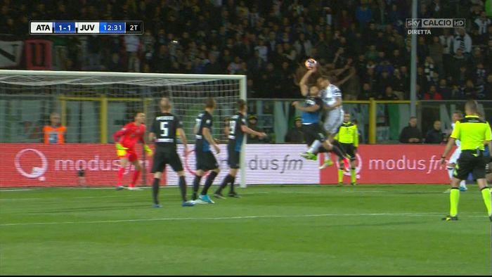 Atalanta-Juventus video highlights
