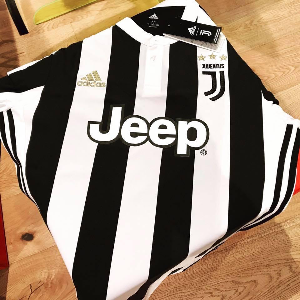 Maglia Juventus 2017-2018