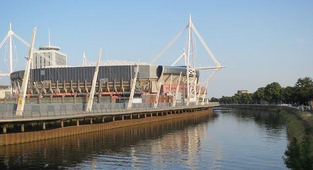 Millennium Stadium Cardiff Juventus Real