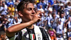 Dybala Juventus-Crotone