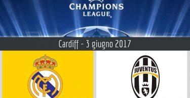 biglietti finale champions league juventus real madrid
