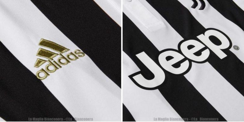 Maglia Home Juventus merchandising