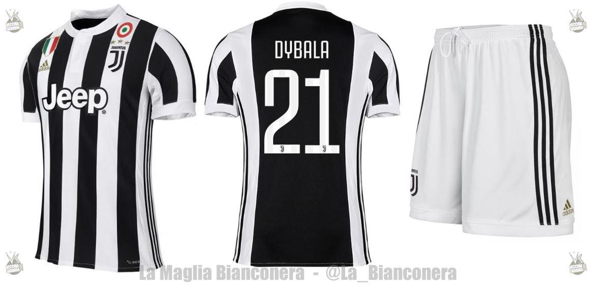 Maglia Home Juventus Acquista