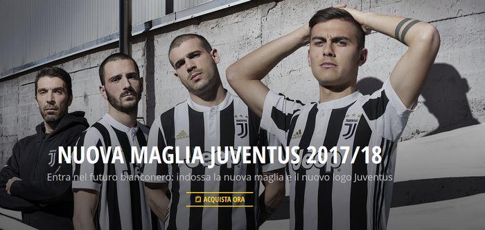maglia juventus 2017-2018 promo