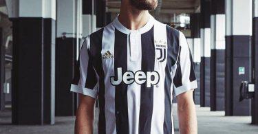 maglia home juventus 2017-2018 pjanic