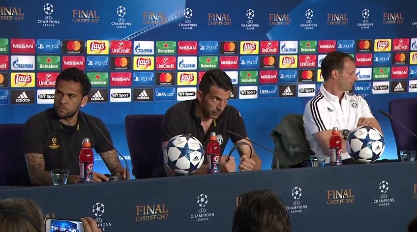 Juventus-Real Madrid, le conferenze. Allegri: