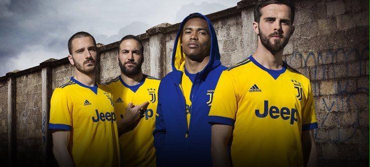 Terza Maglia Juventus ALEX SANDRO
