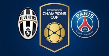 Juventus-PSG icc 2017