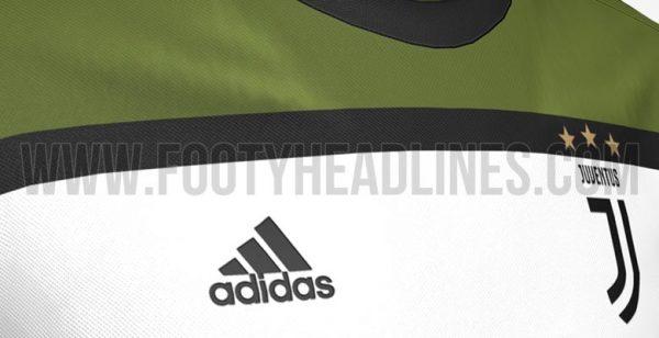 terza maglia juventus 2017-2018
