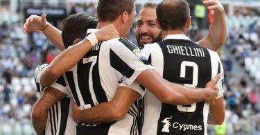 Serie A anticipi posticipi Juventus
