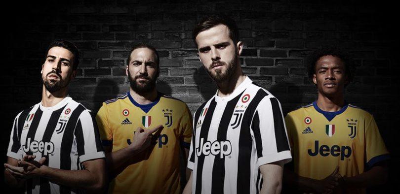 Rosa Juventus 2017-2018