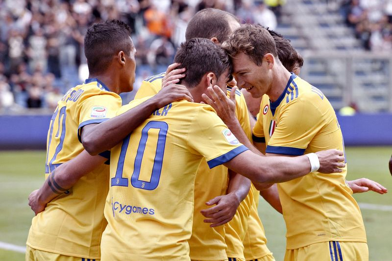 Sassuolo-Juventus 1-3