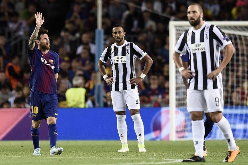 Barcellona Juventus