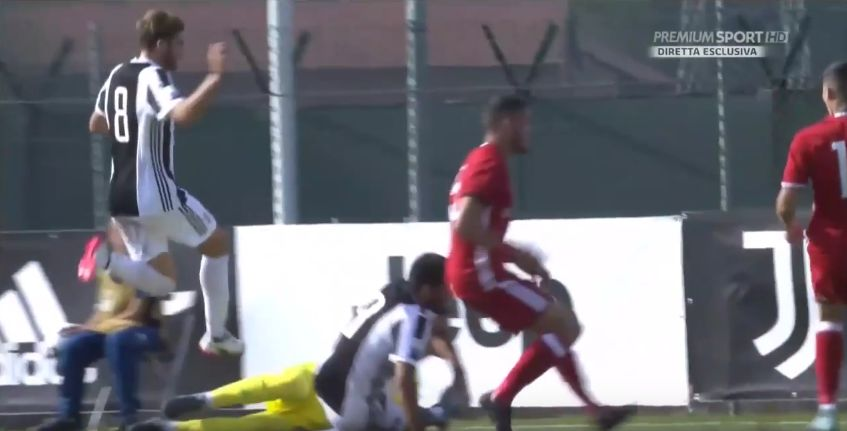 juventus-olympiacos youth league