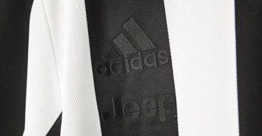 maglia juventus 120 anni logo adidas