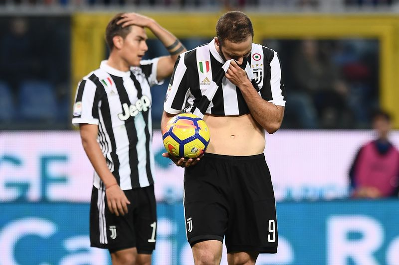 Sampdoria-Juventus 3-2