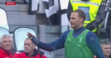 Juventus-OltrepoVoghera amichevole Howedes