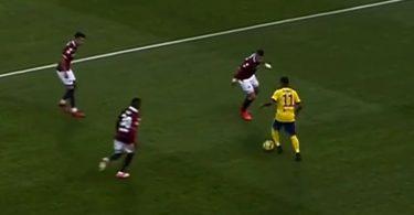 Douglas Costa Bologna-Juventus