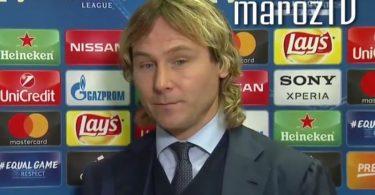 Nedver Juventus-Tottenham