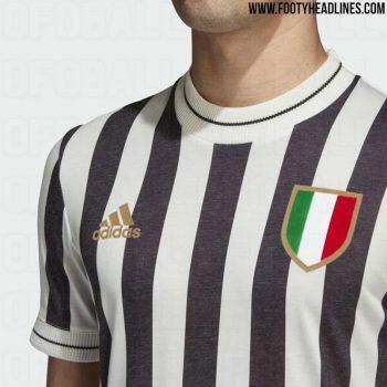 maglia juventus vintage 2018 scudetto